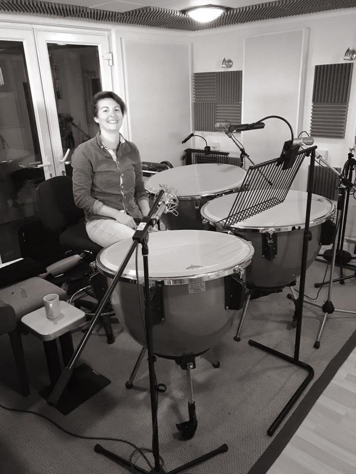 Recording @ CMT Studios