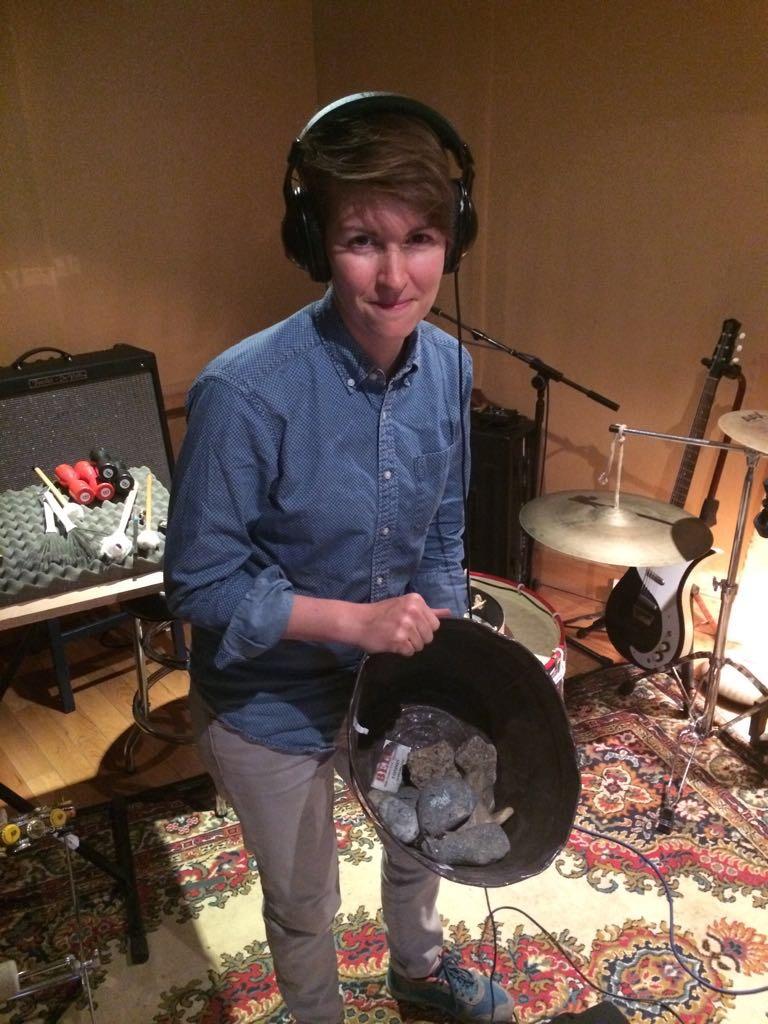 Recording @ Sensible Studios, London