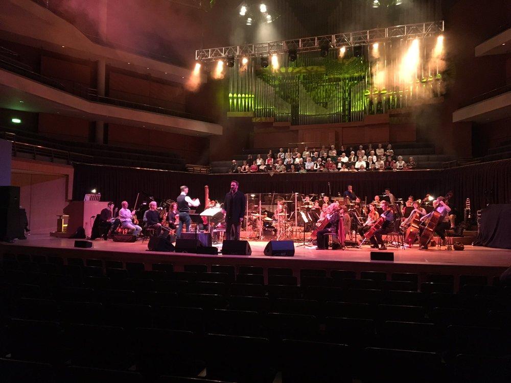 Manchester Concert Orchestra @ Bridgewater Hall