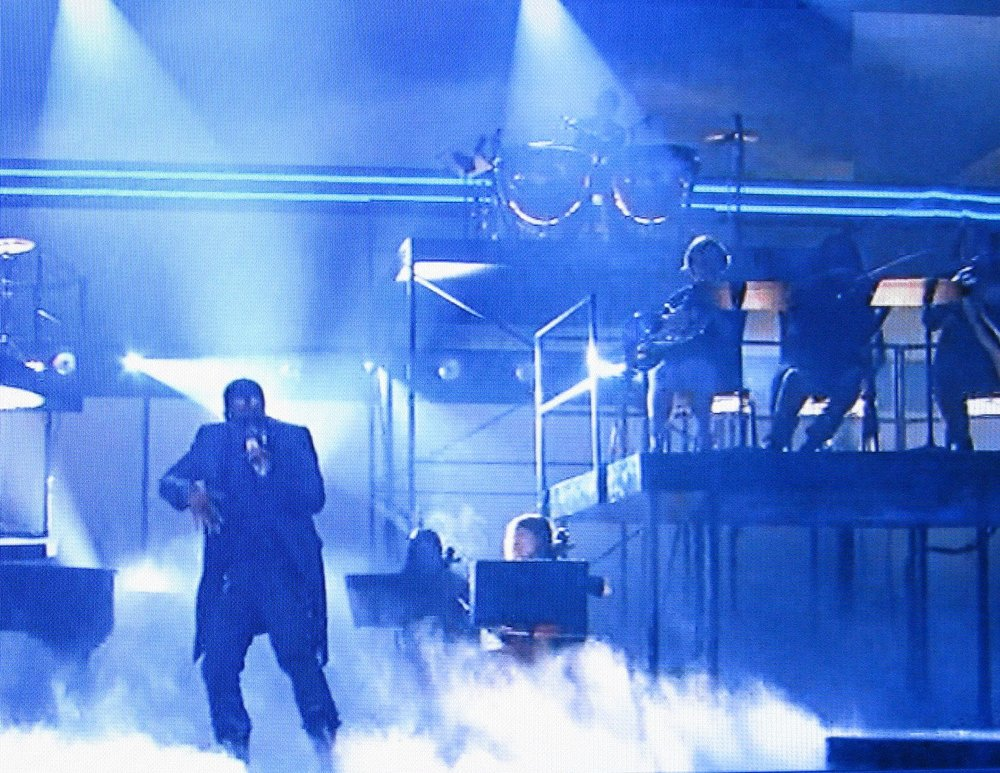 P-Diddy @ AMAs