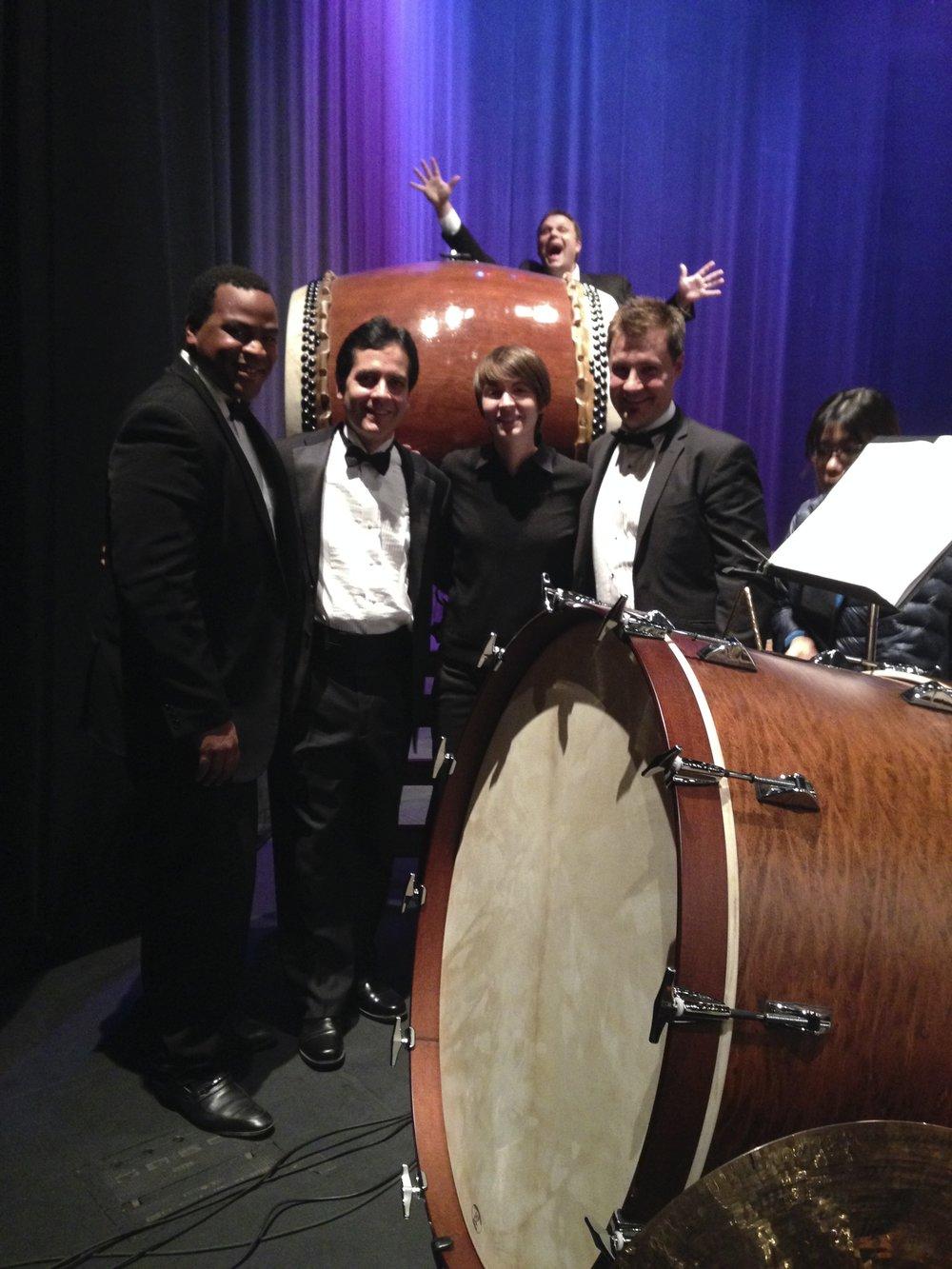 Pasadena Master Chorale Section