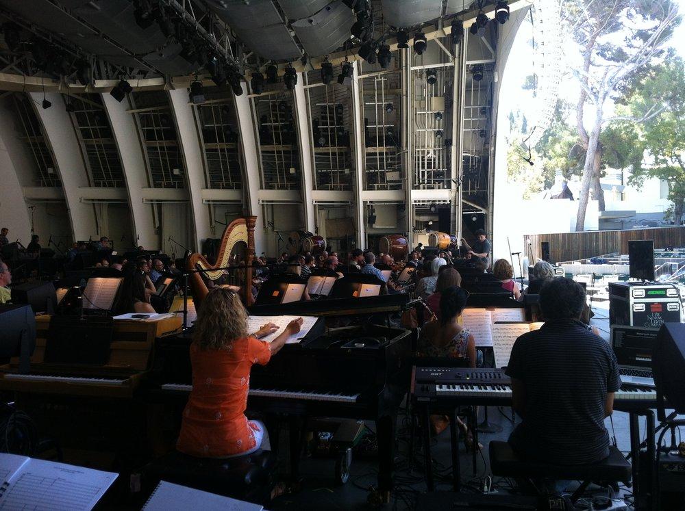 Dudamel & LA Phil @ Hollywood Bowl