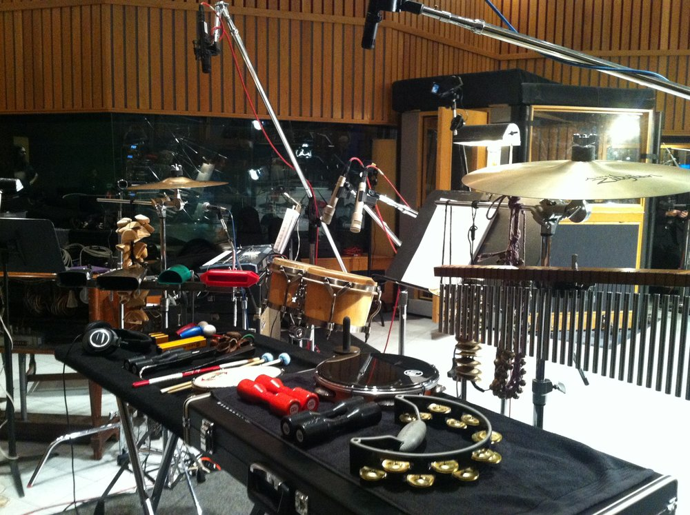 Edge Effect Session @ Capitol Records