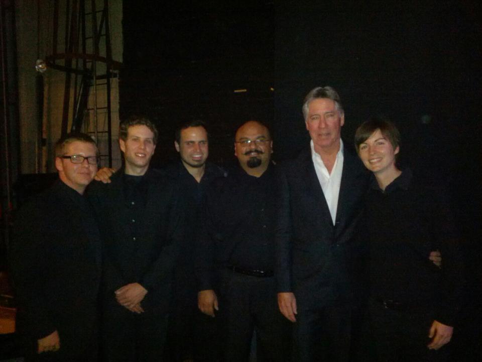 Backstage with Alan Silvestri