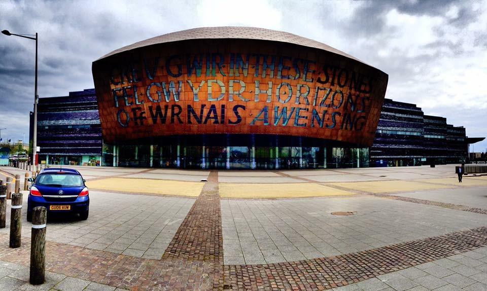RW @ Cardiff Millenium Centre