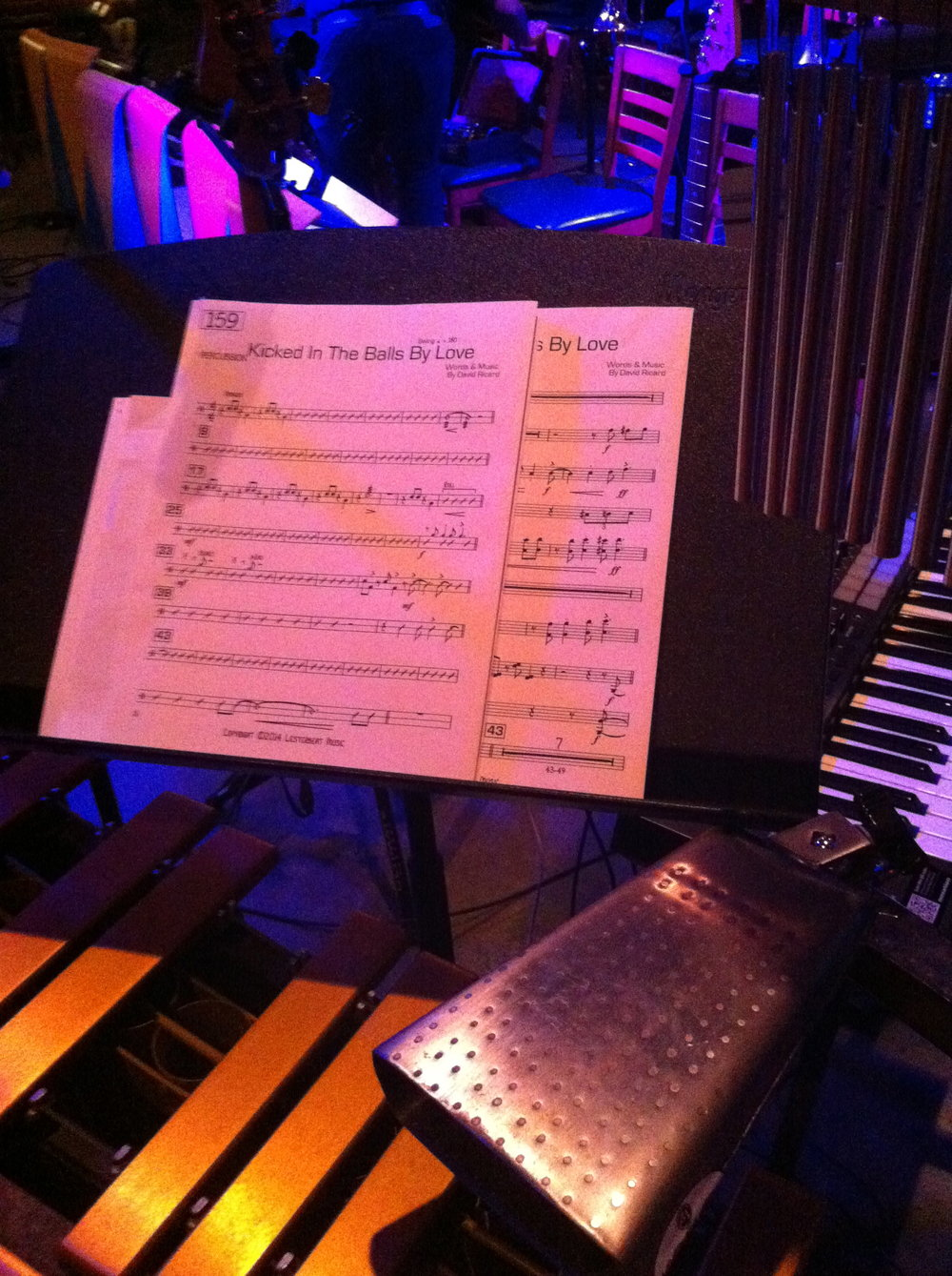 Dave Ricard Big Band