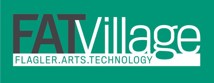 Fat Village Flagler Arts Technology