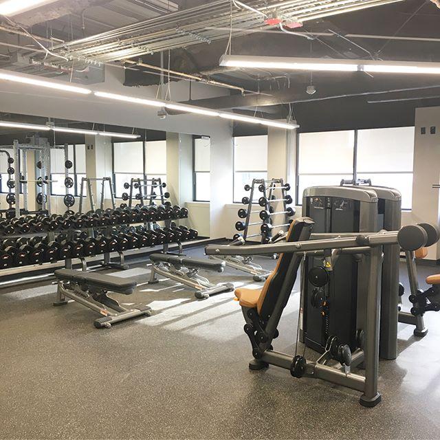 Iron Lab (tenant exclusive gym) now open at The Edison! 💪🏻🏋🏻♀️ #edisonamenities
