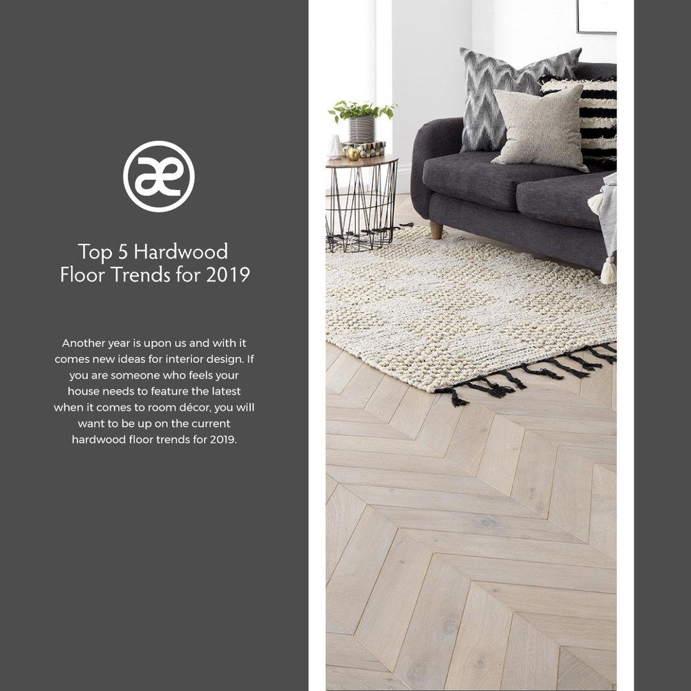 Top 5 hardwood floor trends for 2019 jpg