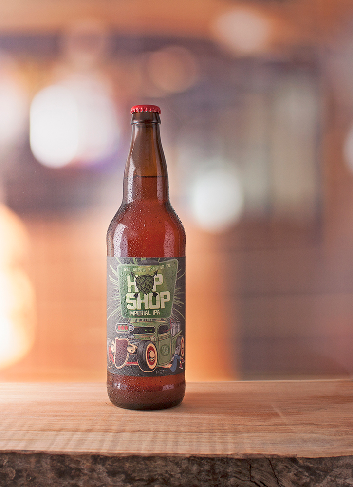 Hop Shop Imperial IPA | 650ml | ABV: 7.5%