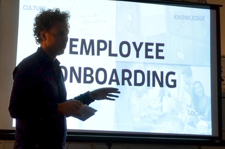 Mattias Borg, Co-founder Learnifier
