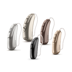 Phonak Audeo B hearing aid available at Hart Hearing in Rochester, NY.