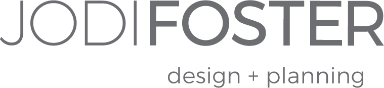 Jodi Foster Design + Planning