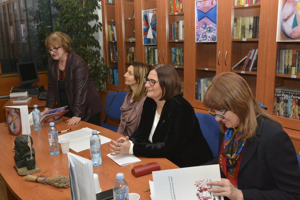 """Promocija časopisa """"Slovenika 3"""" 2018"""