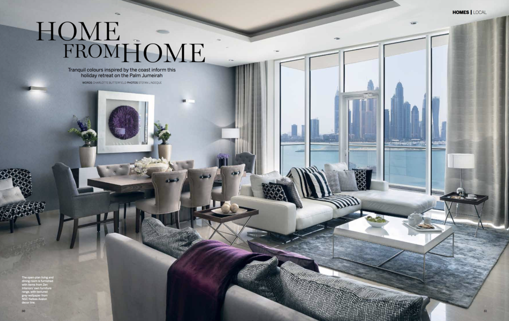 Home From Home: A Holiday Retreat on the Palm Jumeirah