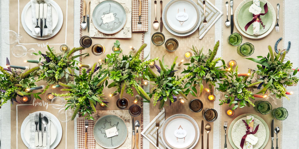 Holiday Sparkle: Tabletop Design — The Pemberley