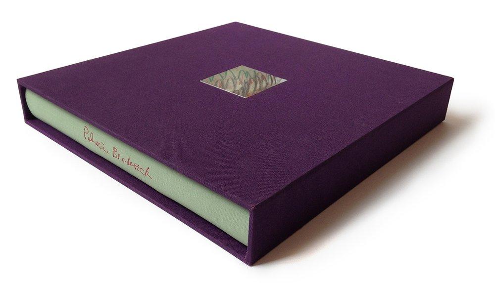 Broderick - Book