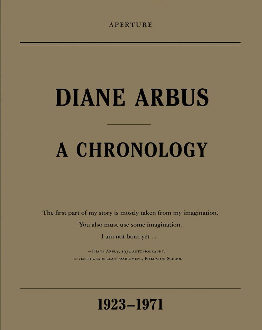 Diane Arbus, Doon Arbus, Jeff Rosenheim & Elisabeth Sussman