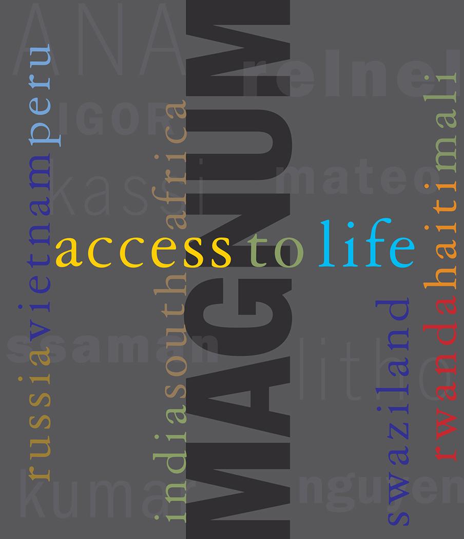 Desmond Tutu, Jeffrey Sachs & Magnum Photos