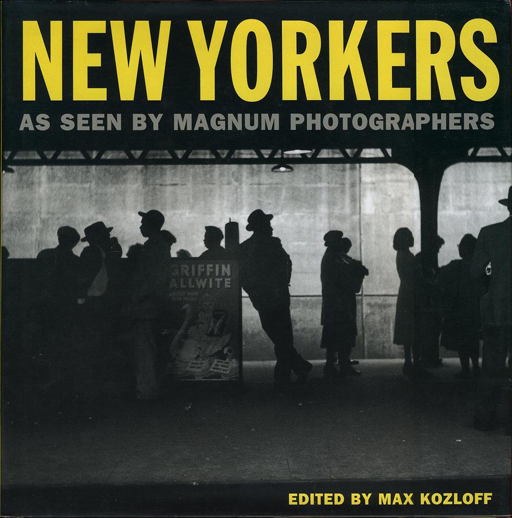 Max Kozloff & Magnum Photos