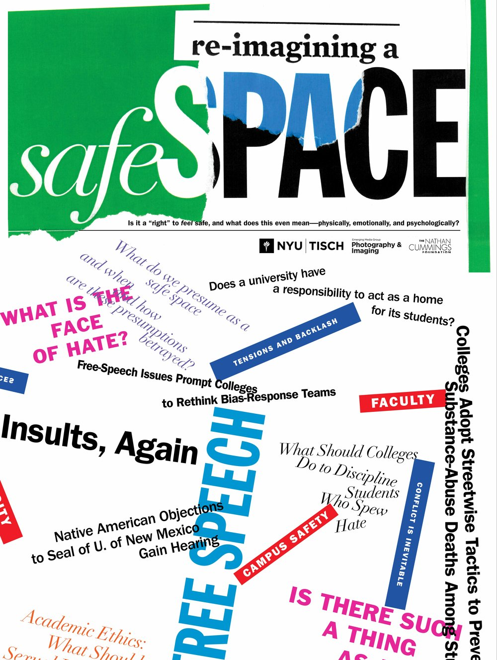 Re-Imagining a Safe Space