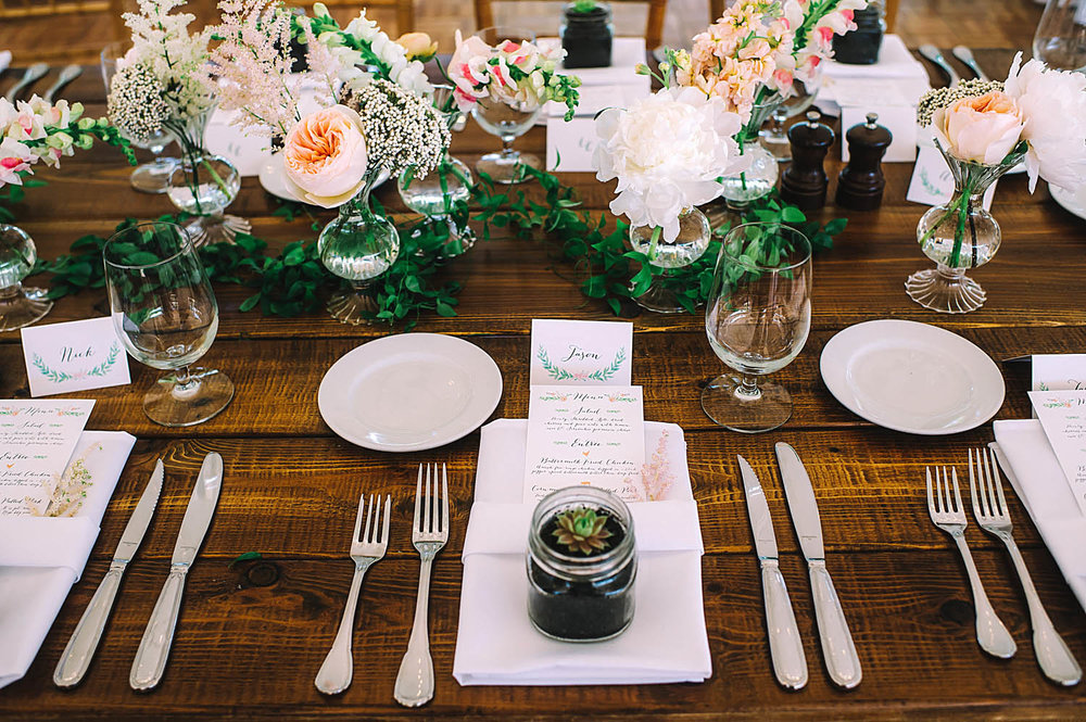 high event ann arbor fine art wedding planners