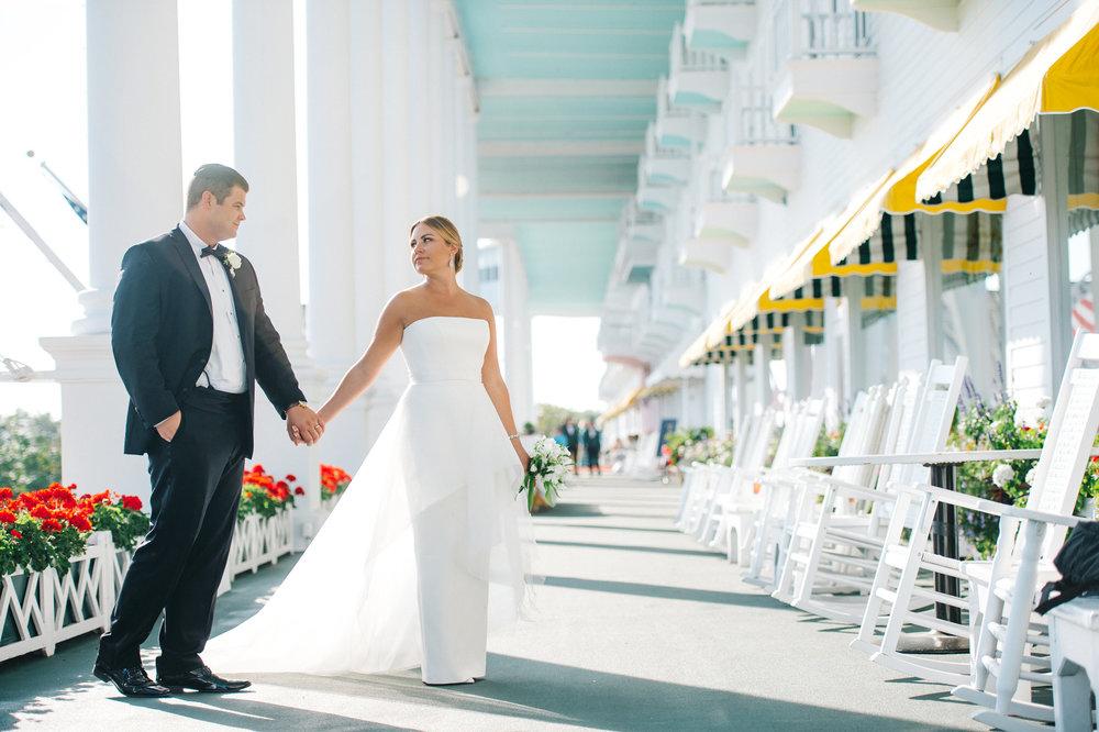 custom wedding planners michigan event design paper goods florals nautical mackinac island