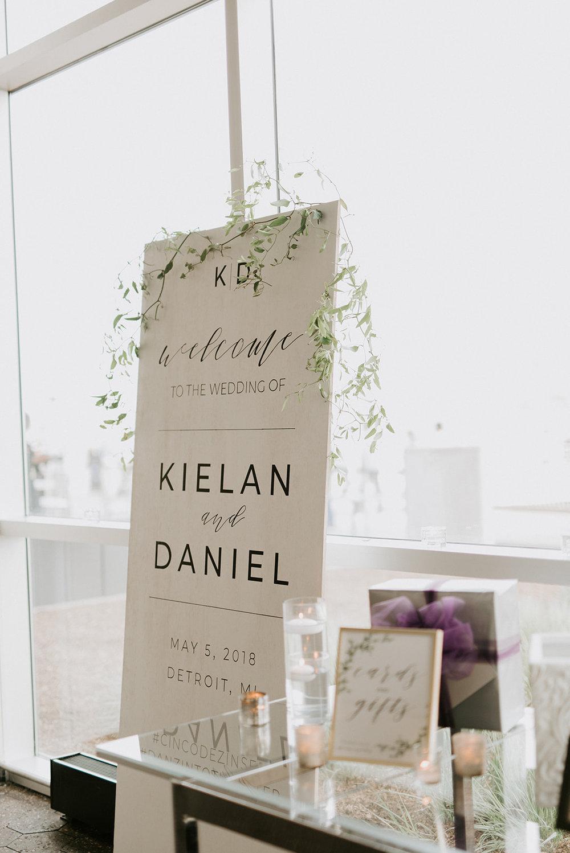 custom wedding planners detroit michigan event design paper goods florals