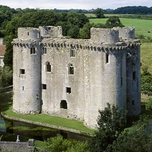 Nunney Castle (English Heritage)    http://www.english-heritage.org.uk/visit/places/nunney-castle/
