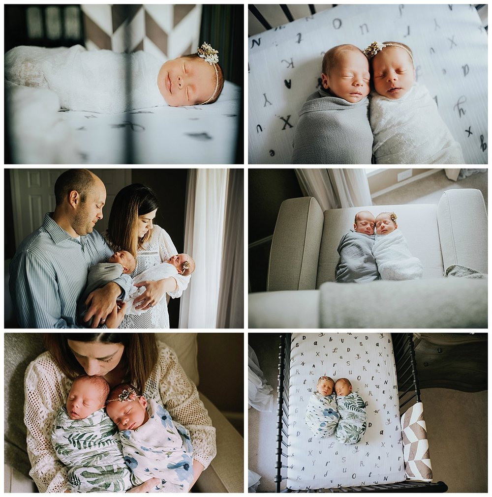Eleanor + Nolan | Newborn Lifestyle