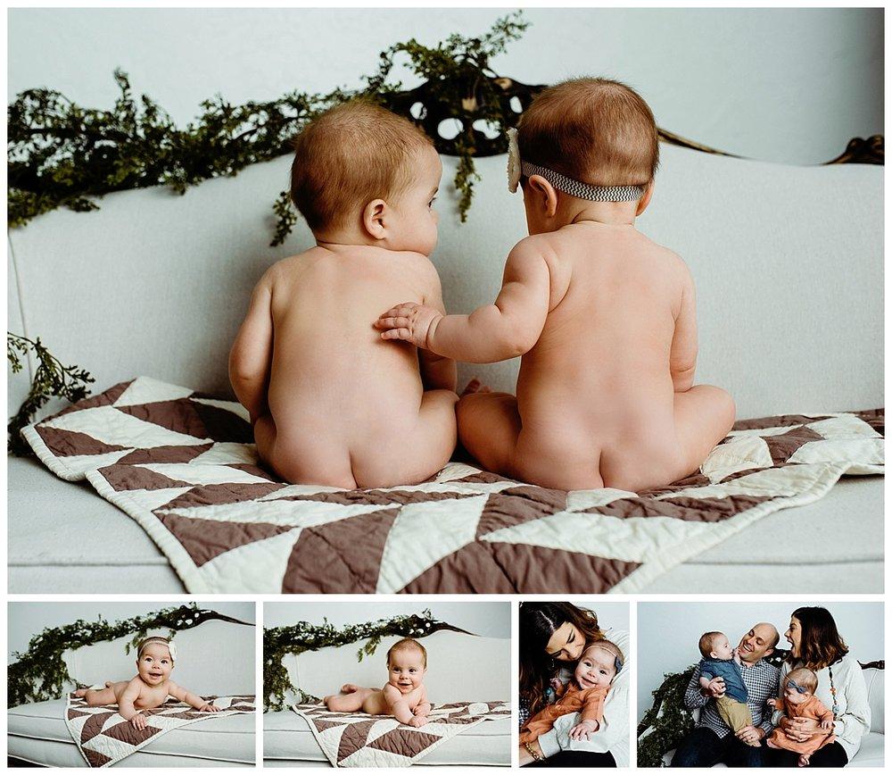 Eleanor + Nolan | 6 months