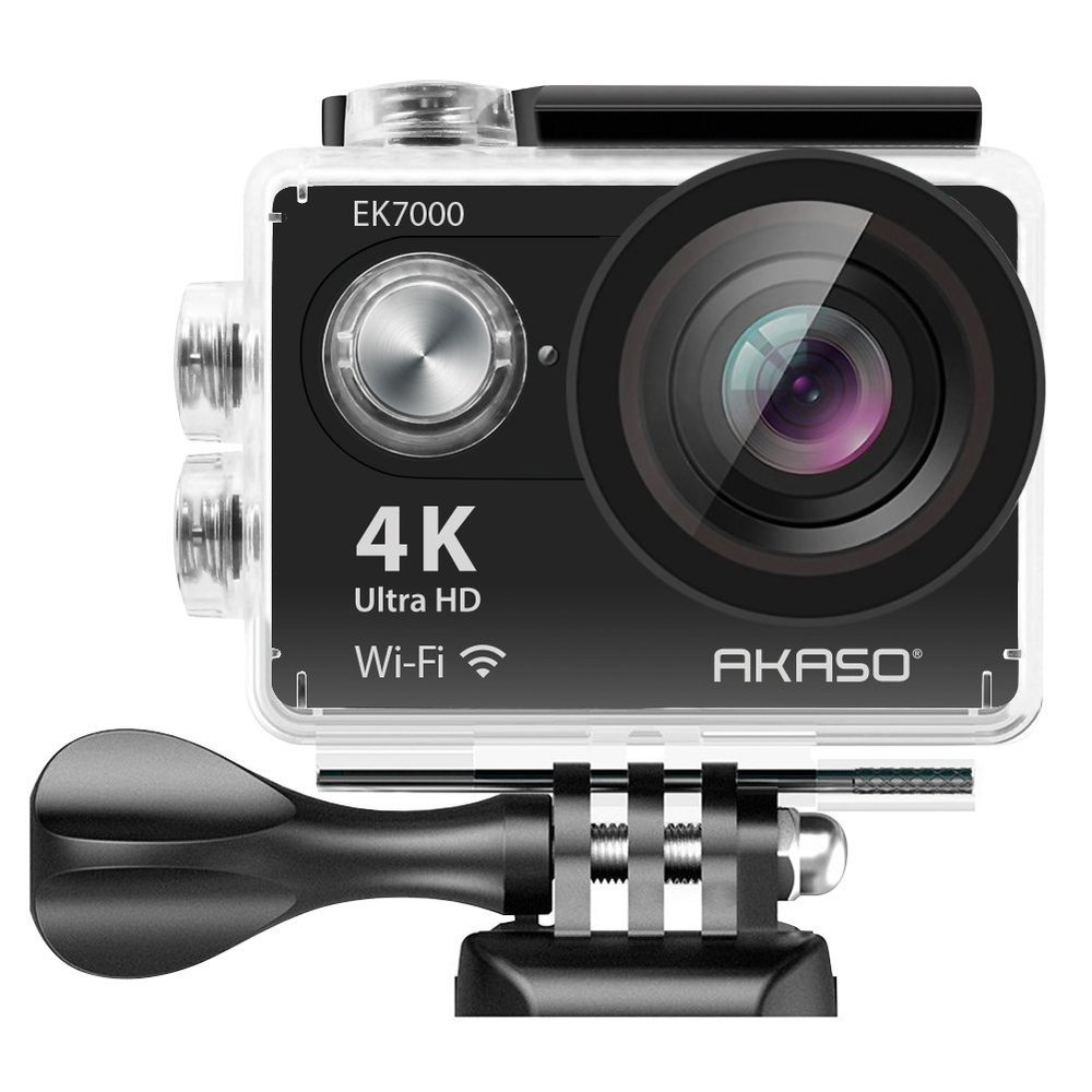 $75 - AKASO EK7000 Action Camera