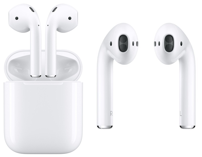 $160 - The Apple Wireless AirPods