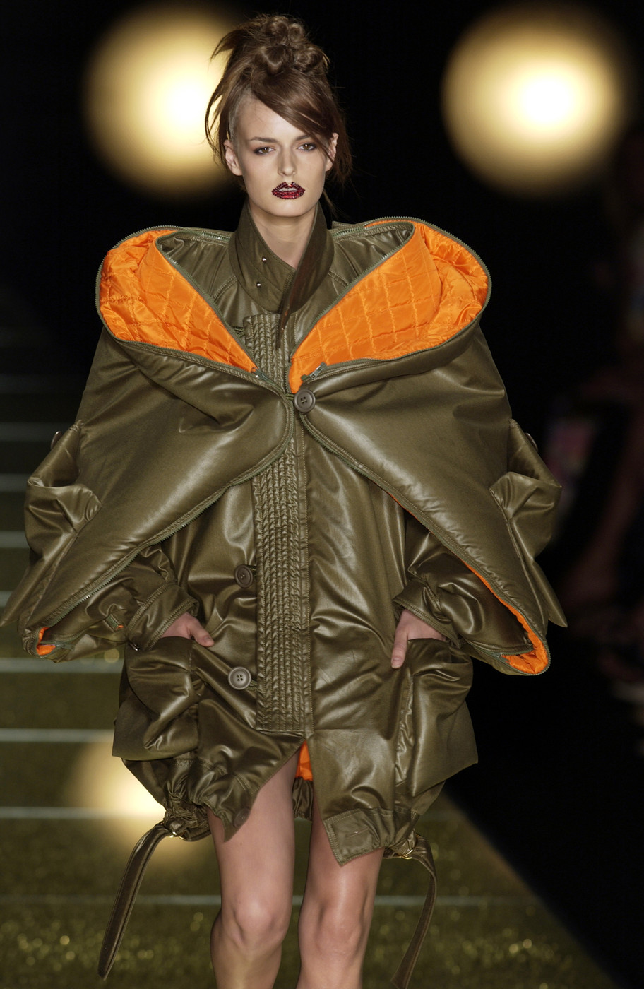 Dior Haute Couture Fall 2002