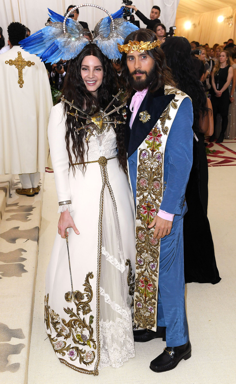 60. LANA DEL REY AND JARED LETO