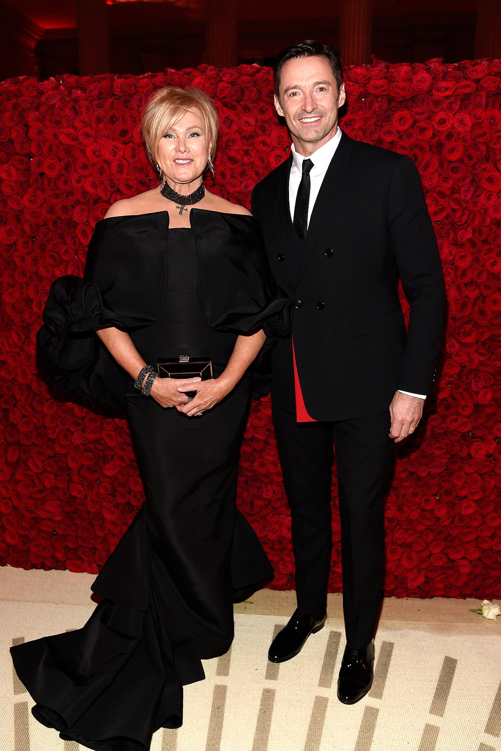 76. HUGH JACKMAN & DEBORRA-LEE FURNESS