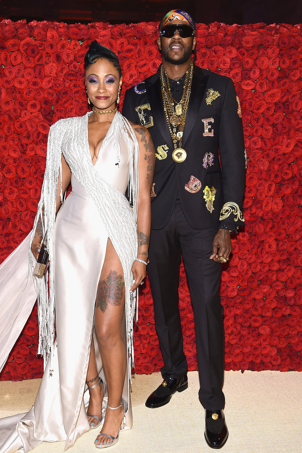 73. 2 CHAINZ & KESHA WARD