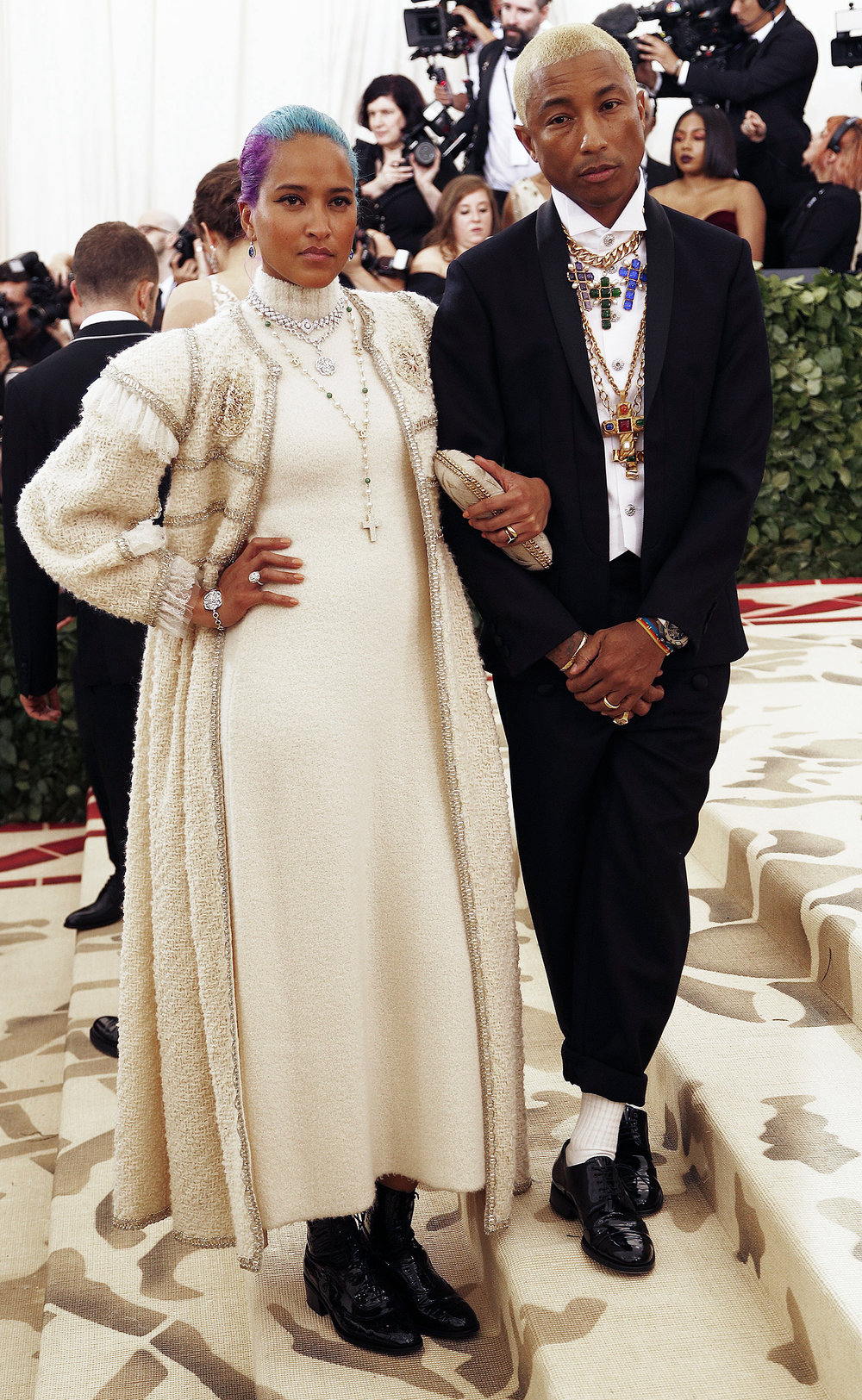 96. HELEN LASICHANH & PHARRELL WILLIAMS