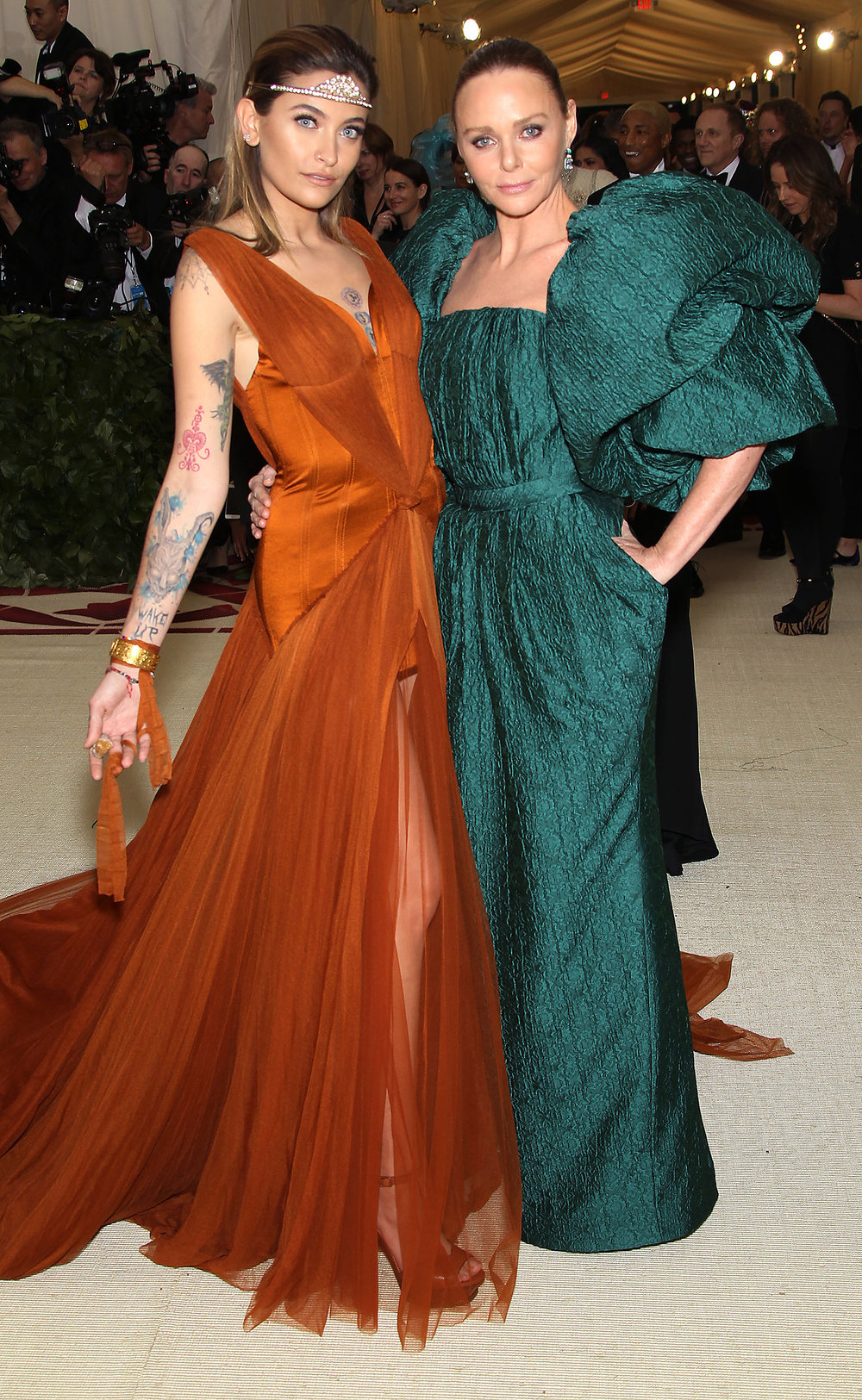 107. PARIS JACKSON & STELLA MCCARTNEY