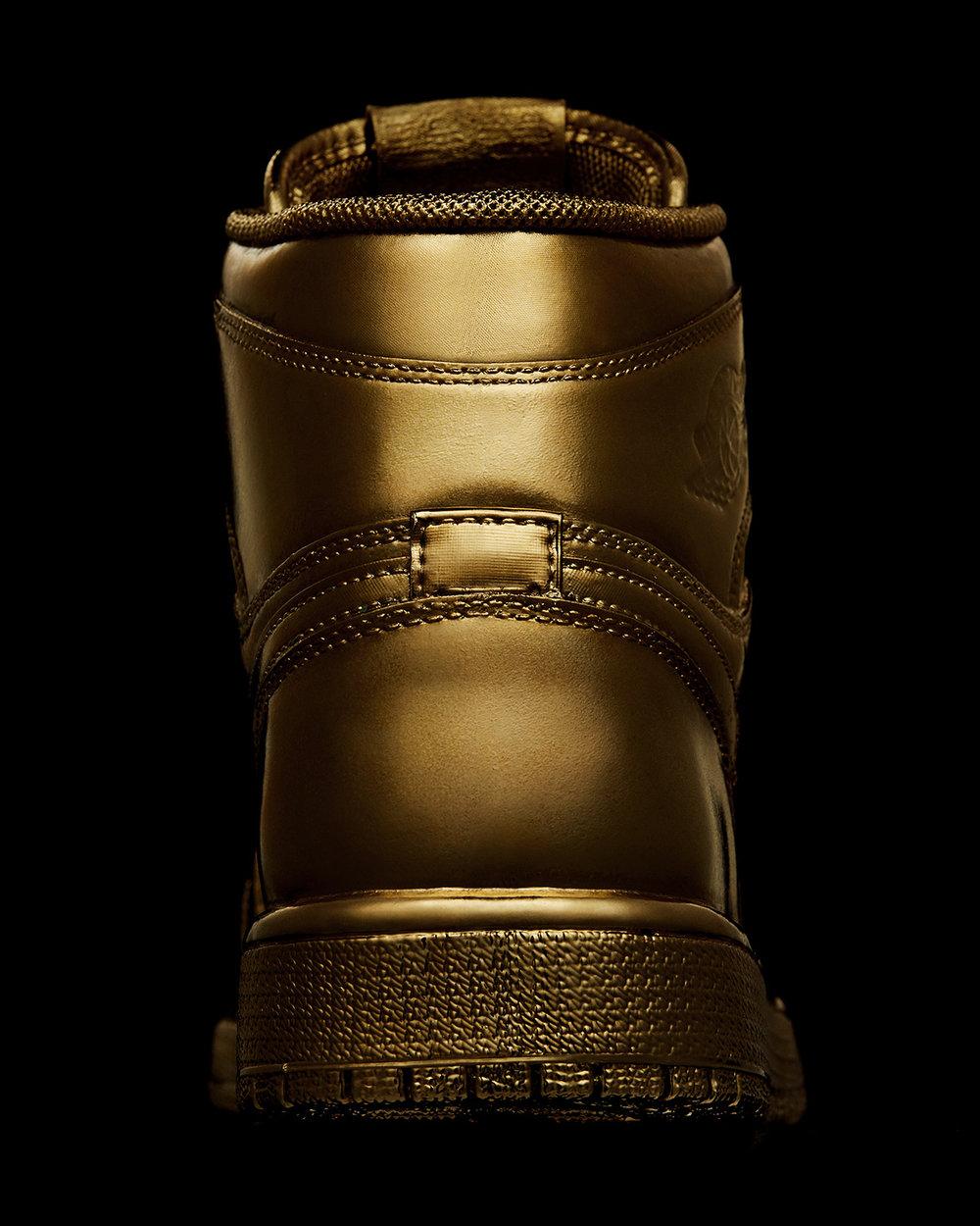 tom-medvedich-still-life-matt-senna-gold-jordans-heel.jpg