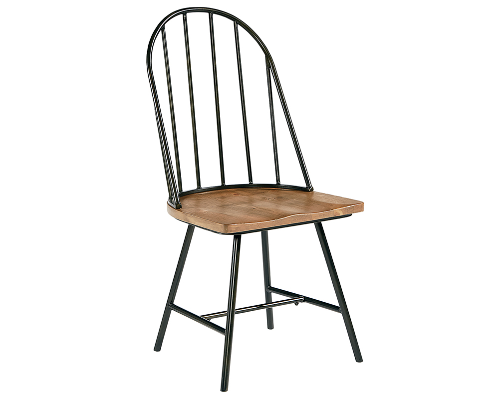 Magnolia Home Primitive Windsor Chair- as side chairs