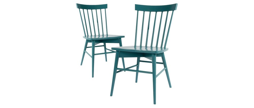Target Windsor Chair-Aqua