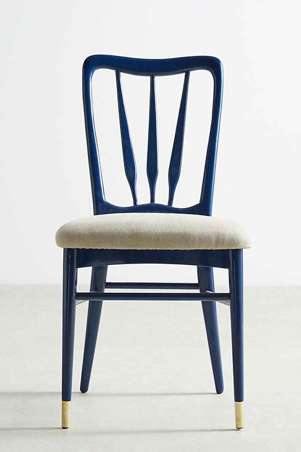 Anthropologie Haverhill Chair- as side chairs