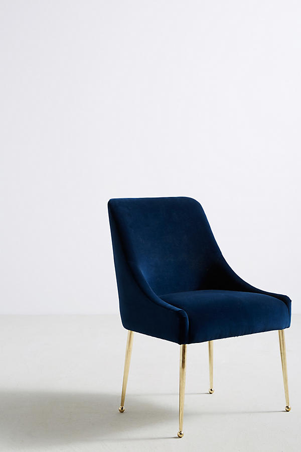 Anthropologie Elowen Chair- as head chairs