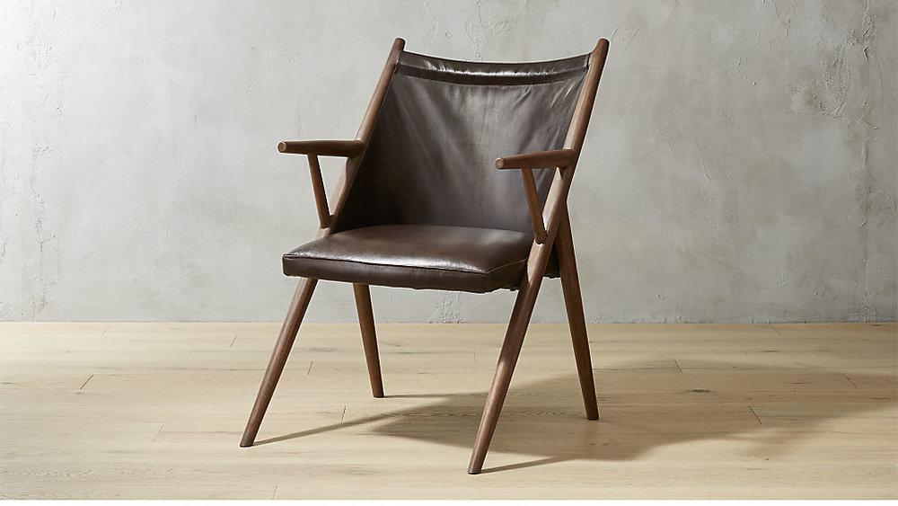 CB2 Atelier Chair $599