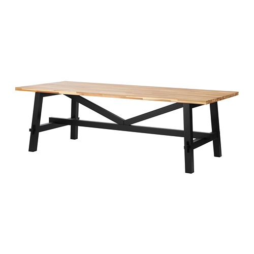 Ikea Skogsta Table $399