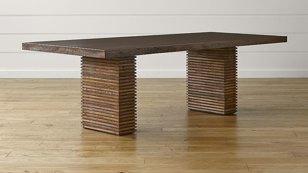 Crate&Barrel Paloma Table $1,999