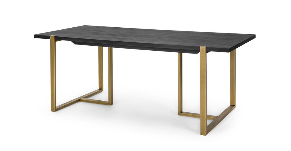 Article. Oscuro Table $799