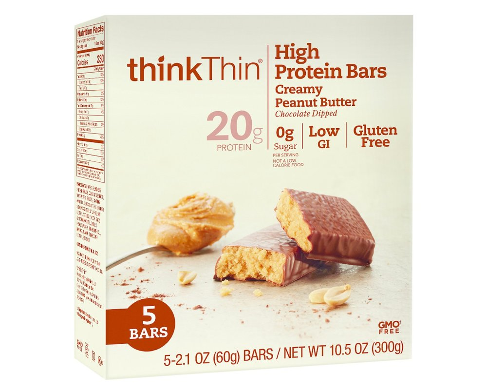 Think Thin Protein Bars $5.99 - Okay this may seem a bit out of place, BUT I really love these bars. And if you love healthy protein bars you know how expensive they can be, Target has the cheapest Think Thin bars. They are a rare low carb & gluten free find!Click here to shop