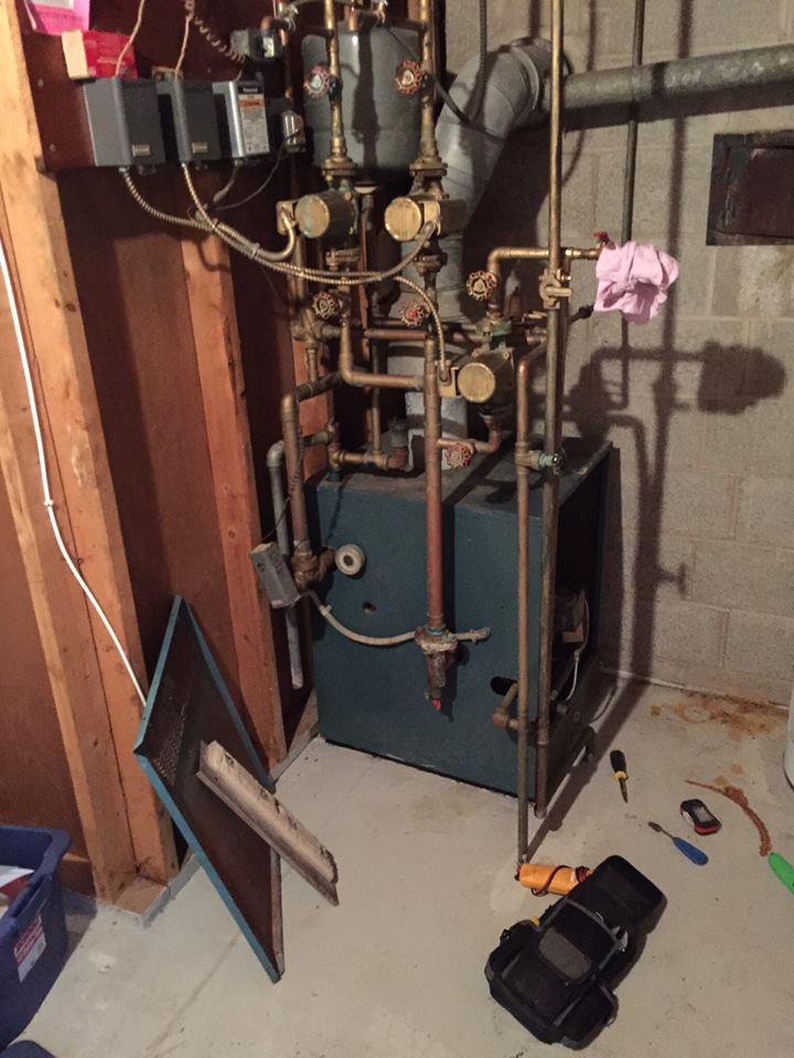 boiler repair -